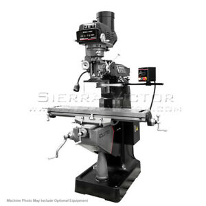 Jet Elite Etm 949 Variable Speed Mill 894010 All Taiwan High Quality