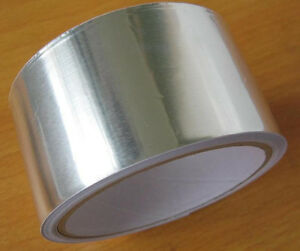 Aluminium Foil Tape 3 Inch Wide Sold By The Yard