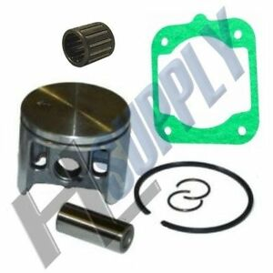 Piston Gasket Pin Bearing Ring Kit Fits Makita Dpc 6200 6400 6410 6411 47mm