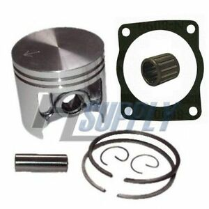 Partner Husqvarna K950 Piston Rings Kit With Pin Bearing And Gasket
