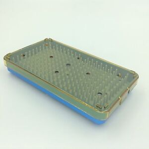 Small Sterilization Tray Case Box Opthalmic Surgical Instrument