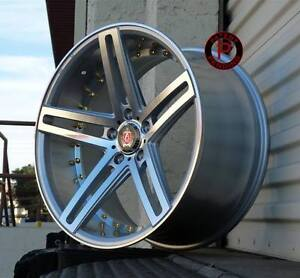 Ex20 20 5x120 5x112 5x114 concave Wheels Staggered Mercedes Lexus Bmw Audi