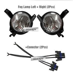 Oem Genuine Parts Fog Lamp Light Assembly Conector Lh Rh For Kia 2012 2013 Soul