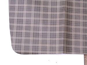 1968 68 Ford Car Ltd Convertable Galaxie Vinyl Cloth Trunk Mat Burtex Type New