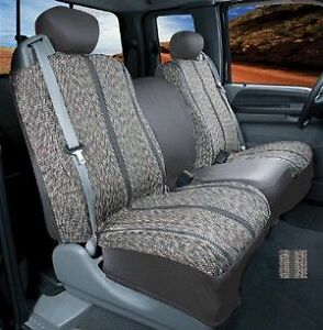 Custom Saddleblanket Bench Seat Cover 1968 1992 Full Size Trucks