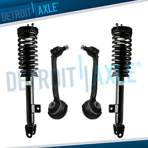 2005 2010 Dodge Charger Front Lower Control Arm Front Strut Coil Spring Rwd