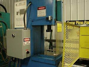 Tox pressotechnik Press 20 Ton Hydraulic Press Punch Stamp Crimp