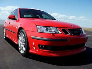 Saab 9 3 93 2002 2008 Full Body Kit Spoilers Fr Re Ss Sp Aero Look