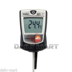 New 905 t1 Testo Digital Fast Penetration Mini thermometer Temp Stick Immersion