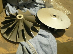 Garrett Turbocharger Impeller 409269 2 4140010600962