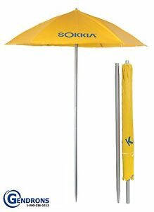 Surveyors Umbrella For Total Station gps surveying sokkia topcon trimble leica