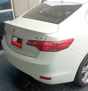 Fits Acura Ilx 2013 Painted Rear Flush Mount Factory Style Spoiler