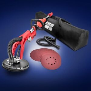 Power Pro 2100 Electric Drywall Sander 710 Watts 6 Speed Extendable
