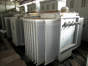 2000 Kva Electrical Sub Station W Transformer Brkrs