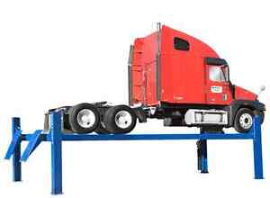 Bendpak Hds 35 4 Post Lift 35 000 Lb Capacity Standard Length Truck Lift
