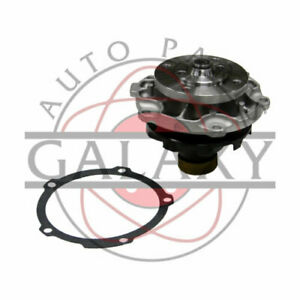 New Replacement Gmb Engine Water Pump Fits Gm 4 3l V6