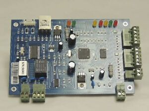 Single Door Access Control Panel Tcp ip Communication Rs232 Rs485 Ethernet