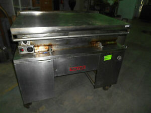Used Vulcan Tilting Griddle With Electric Power Lift