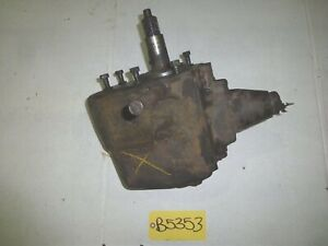 Ford Model Aa Truck 4 Speed Transmission