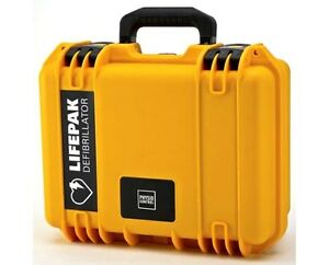 Physio Control Lifepak Cr Plus Hard Shell Carry Case 11260 000015