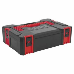 Sealey Ap8130 Abs Stackable Click Together Toolbox Small
