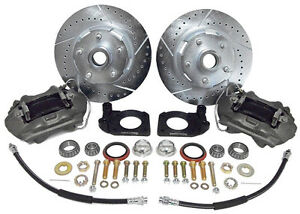1964 67 Ford Mustang Front Disc Brake Conversion Kit