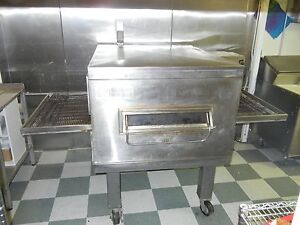 Pizza Oven Middleby Marshall Ps200 Gas Conveyor Pizza Oven With 32 Belt