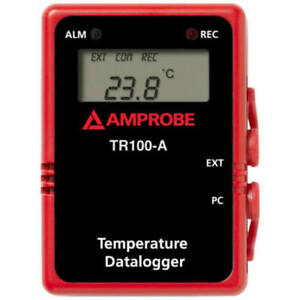Amprobe Tr100 a Digital Display Temperature Data Logger