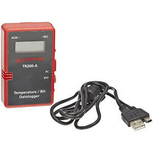Amprobe Tr200 a Digital Display Temperature rh Data Logger