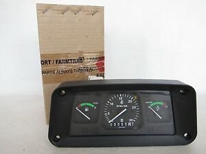 New Farmtrac Esl13507 Electronic Instrument Cluster Gauge For Ft 80 Ft80 Tractor