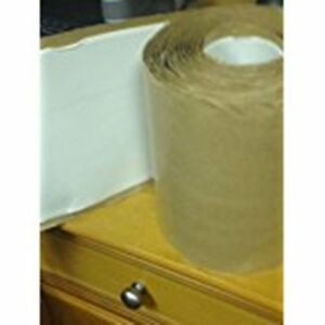 1 Roll 9 X 100 White Cured Epdm Rubber Tape P S By The Lottes Companies