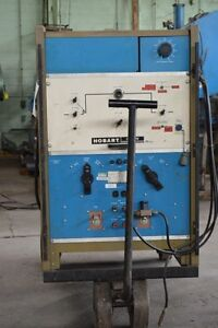 Ct300 Hobart cyber tig Single phase Dc Tig Arc Welder 27257