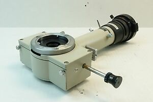 Nikon Vertical Illuminator For Labophot Microscope Great Condition