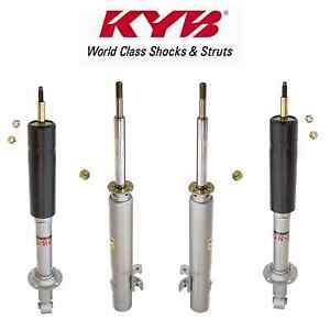 Acura Integra 86 89 L4 1 6l Complete Front Rear Shock Absorbers And Struts Kit