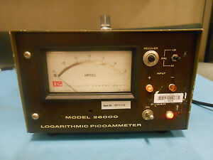 Keithley Instruments 26000 Logarithmic Picoammeter