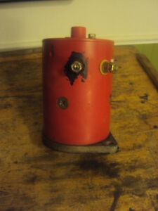 Buyers Products Part 1306325 Plow Pump Motor For Western Snowplow