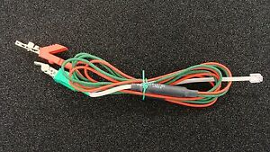 Jdsu Test Cable Rj11 6 Position Mod To 2 Clips Bed Of Nails