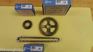 Buick 401 425 1959 66 Timing Chain Gears Cover Gasket Sealer Lesabre Cloyes