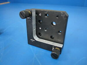 Optical Multi Axis Testing Plate 2 5 X 2 5 Thor Labs