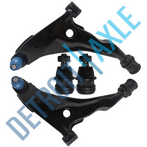 Front Lower Control Arm Upper Ball Joint Kit For 2001 Sebring Statrus 2 4l Coupe