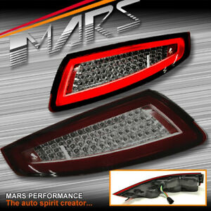 Crystal Clear Led Tail Lights Led Indicators For Jeep Grand Cherokee 99 04