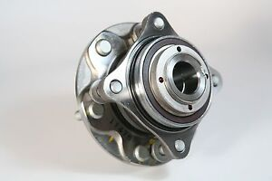 2005 2015 Tacoma Prerunner 2wd Complete Front Wheel Hub Bearing Assembly