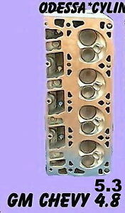 1 Gm Chevy 4 8 5 3 Ohv Ls4 Silverado Tahoe Cylinder Head Cast 706 862 99 05