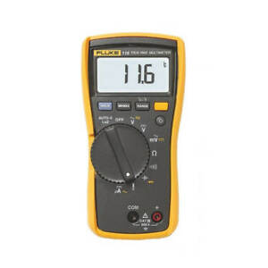 Fluke 116 Trms Digital Hvac Multimeter