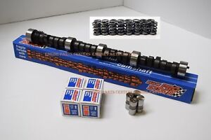 Chevy 283 327 350 L82 Corvette Cam Lifter Kit Cl1004 W valve Springs