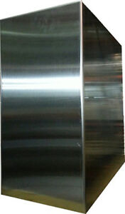 American Changer Ac8070 Stainless Steel Base