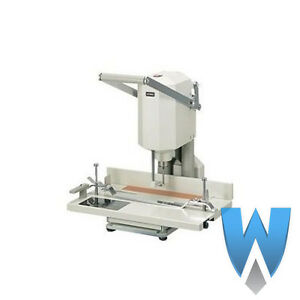 Mbm 55 Single Spindle Paper Drill