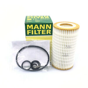 Fleece Engine Oil Filter Hu 718 5x Mann Filter For Mercedes Benz 0001802609