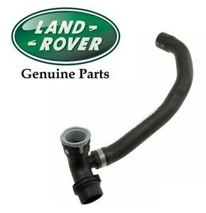 New Land Rover Lr2 2008 2012 Lower Radiator Coolant Hose Genuine Lr 005564