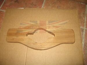 New Wooden Knock Off Wire Wheel Wrench For Mga Mgb Triumph Spitfire Tr3 Tr4 Tr6